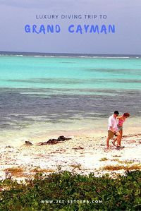 Read about a luxury diving trip to the Grand Cayman   Grand Cayman Island…