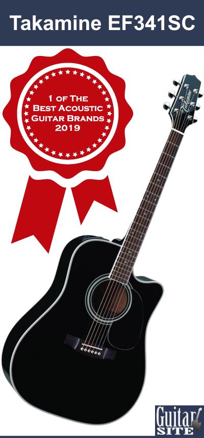 Takamine Ef341sc Best Acoustic Guitar Guitar Acoustic Guitar