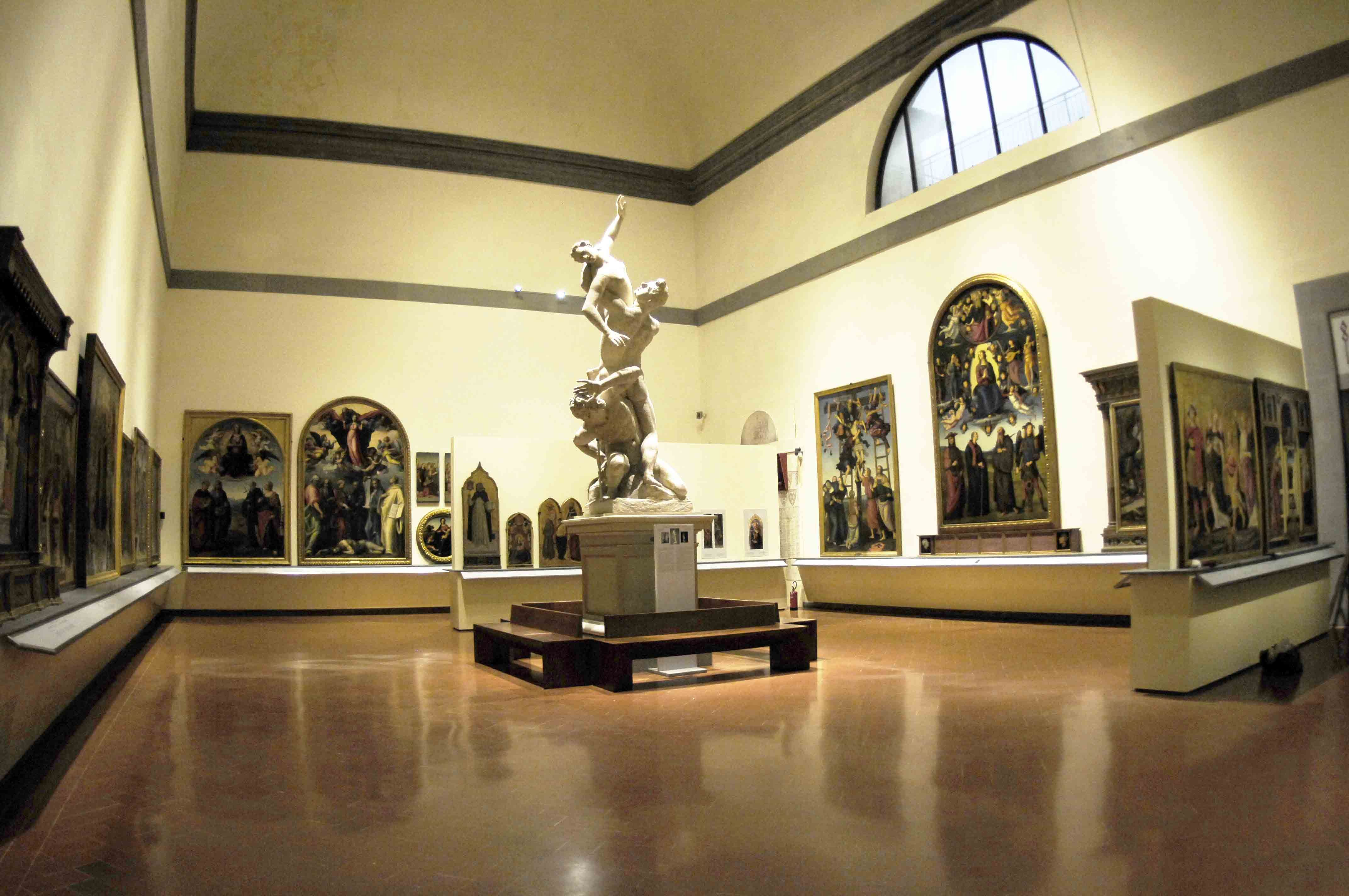 Galleria Dellaccademia Must Visited Place Firenze Pinterest  # Muebles Firenze