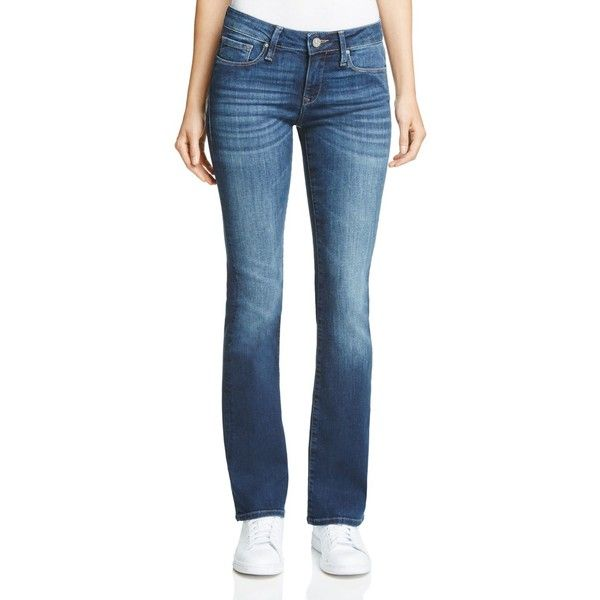 Mavi Ashley Bootcut Jeans in Dark Tribeca ($118) ❤ liked on Polyvore featuring jeans, dark trib, boot cut jeans, blue denim jeans, dark blue jeans, bootcut denim jeans and boot-cut jeans
