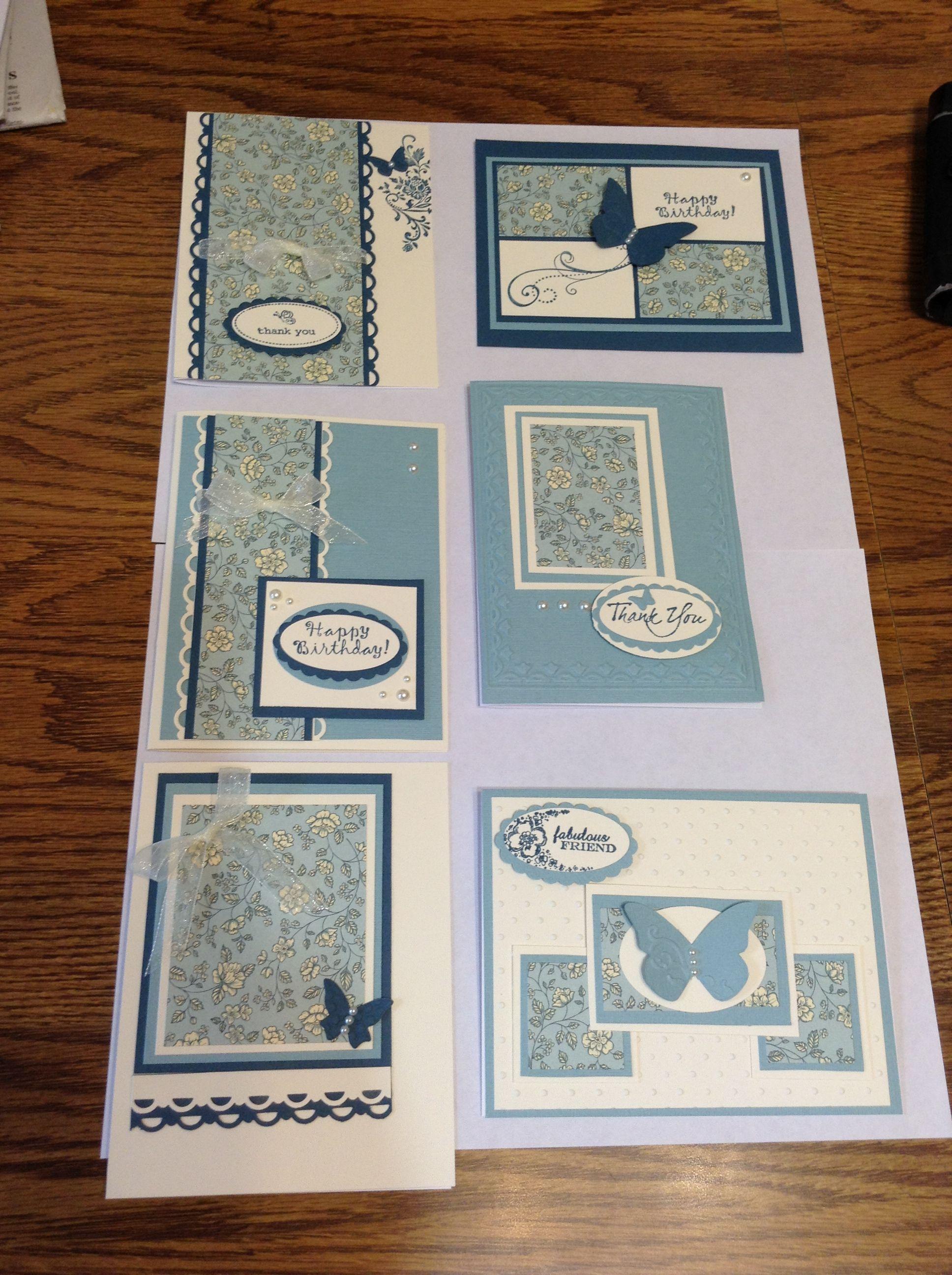 One sheet wonder | One sheet wonder cards | Pinterest ... - photo#47