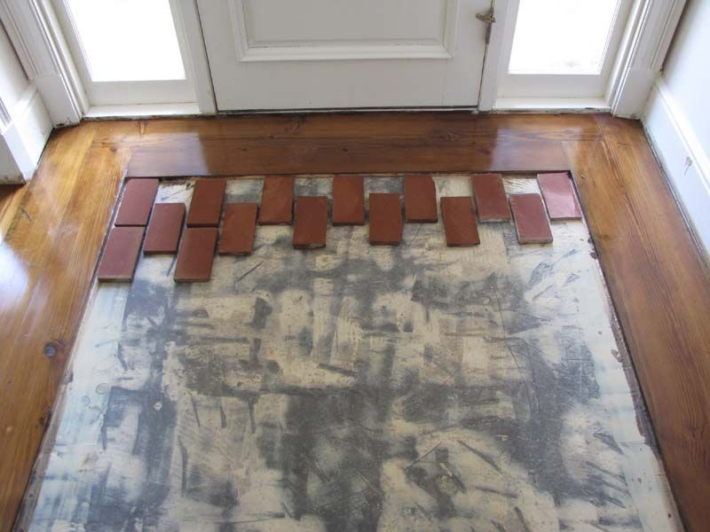 Brick Floor Tile antique brick floor tile is processed from authentic antique brick as old as 120 years the variance in color size and sometimes thickness will add to the Brick Tile Flooring Acadian Brick Stone Brick Tile Installation