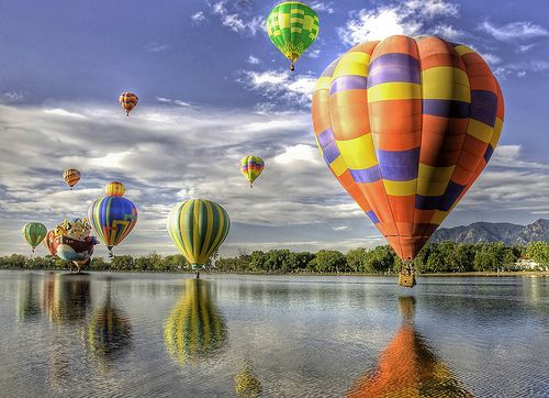 Colorado Balloon Classic - wish I could still make it to this every year