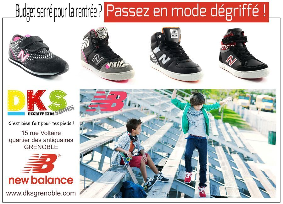 basket new balance grenoble