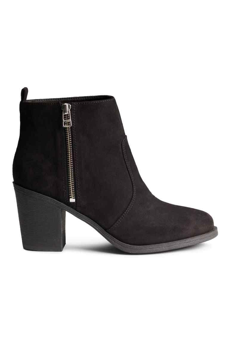 design senza tempo 79de0 02e5b Stivaletti alla caviglia   H&M   Cose da comprare nel 2019 ...