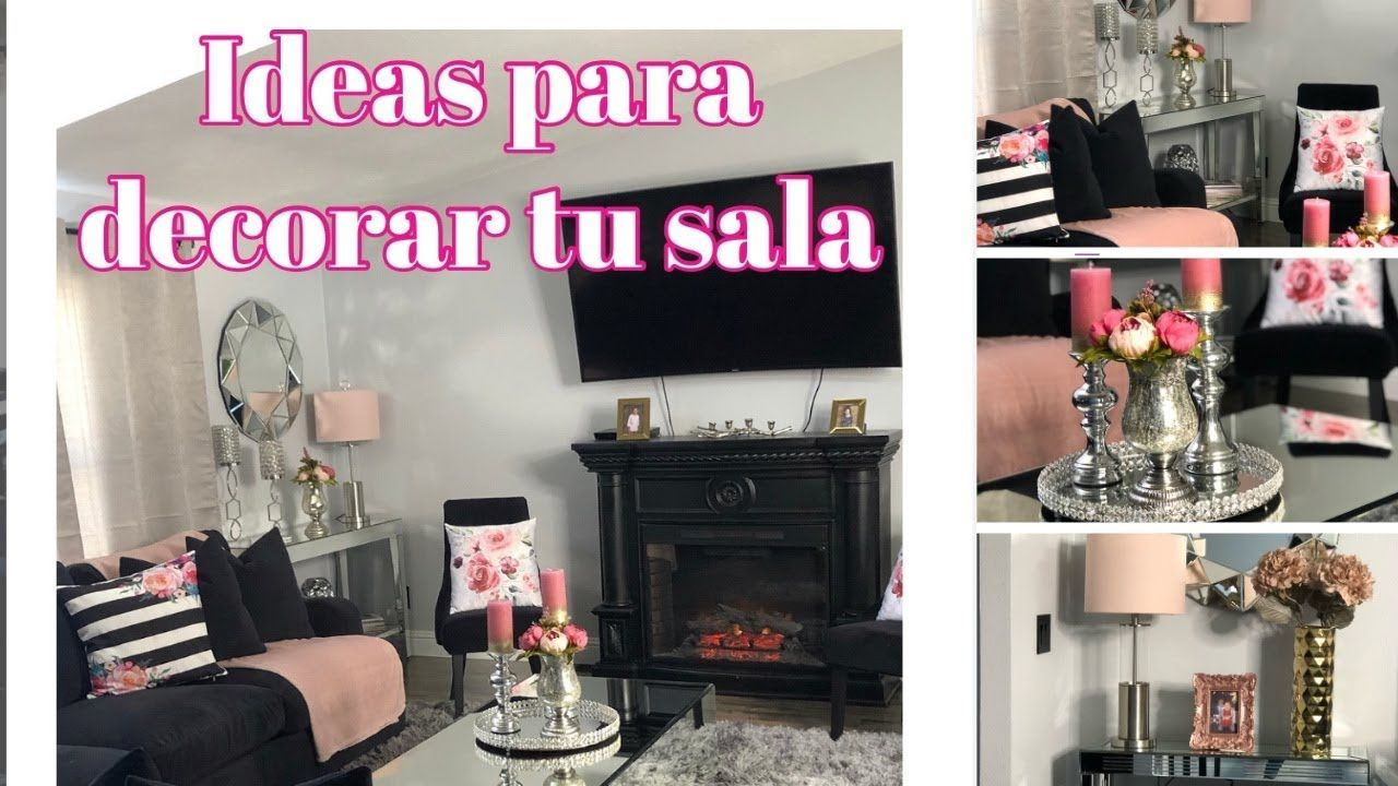 Ideas Para Decorar Una Sala Pequena Elegante 2019 Como Decorar La Sala Decorar Salas Pequenas Decorar Salas