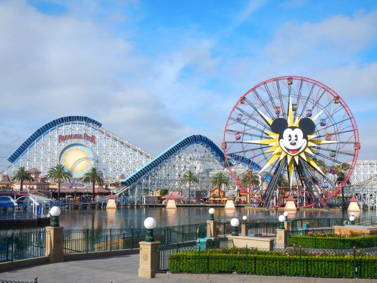 Things To Do with Kids in Los Angeles Disney california