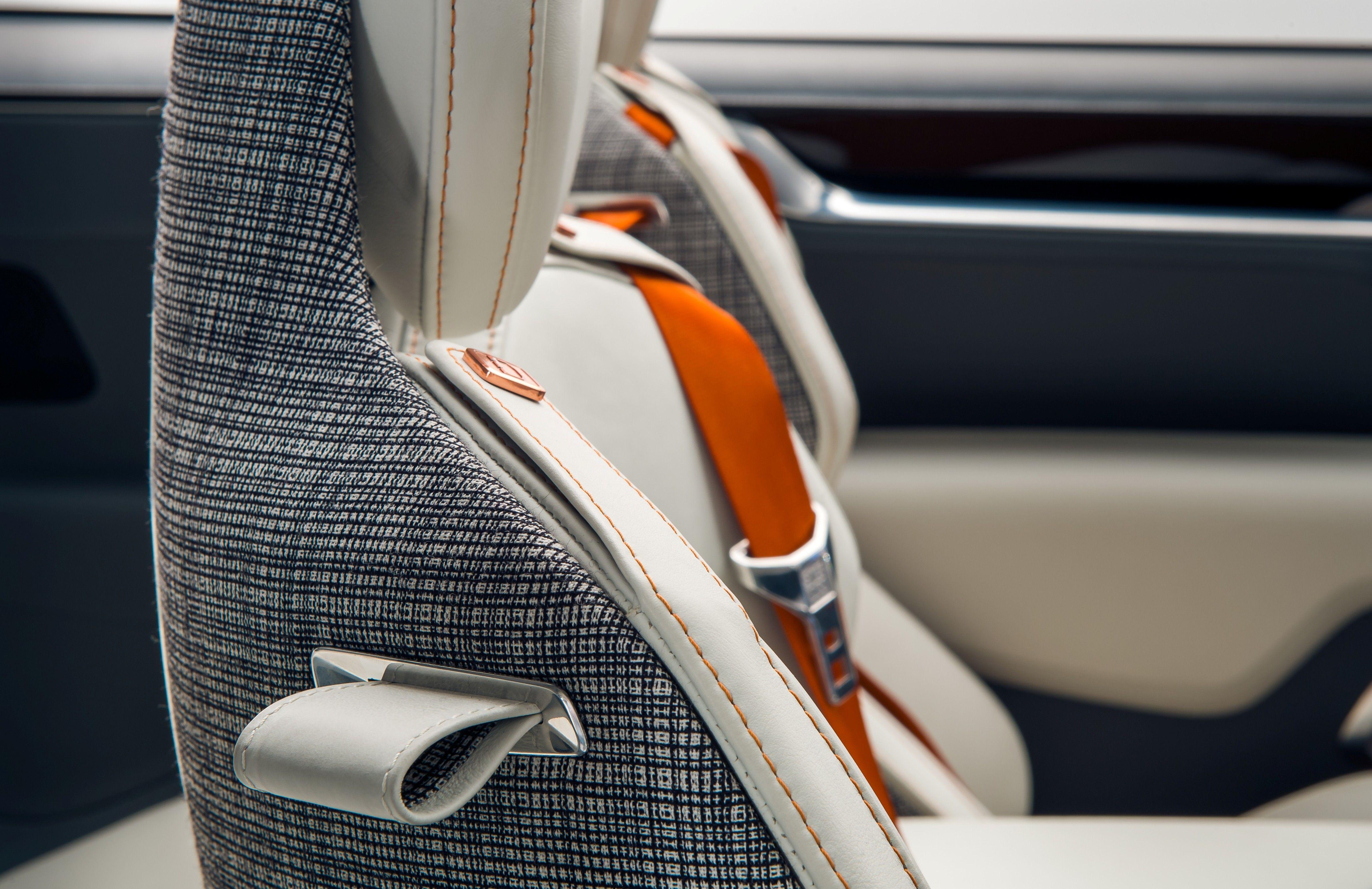 Scandinavian Volvo Car Interior Transportation Design