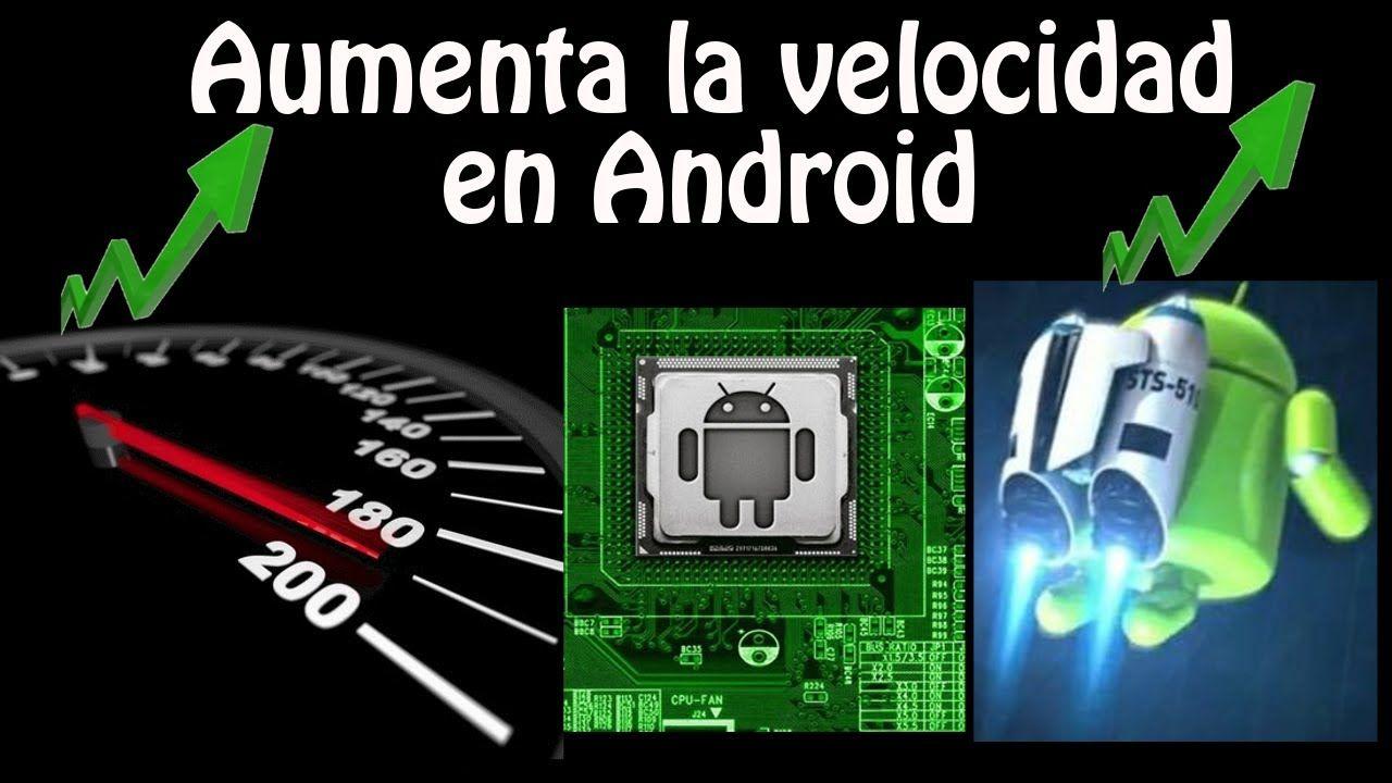 Aumentar la Velocidad del Procesador en Android | Hacer overclock en Esp...