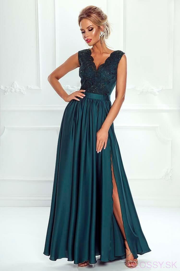 65a60aa3595f Elegantné večerné šaty