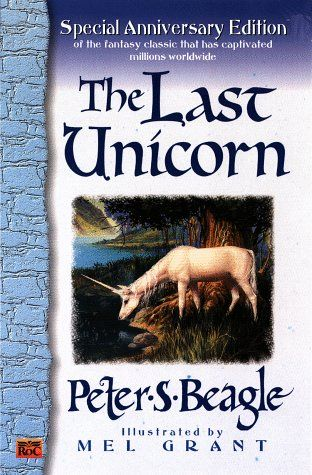 Book Review The Last Unicorn By Peter S Beagle Unicorn Books