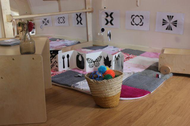 Montessori bébé | Montessori | Pinterest | Montessori, Bébé et ...