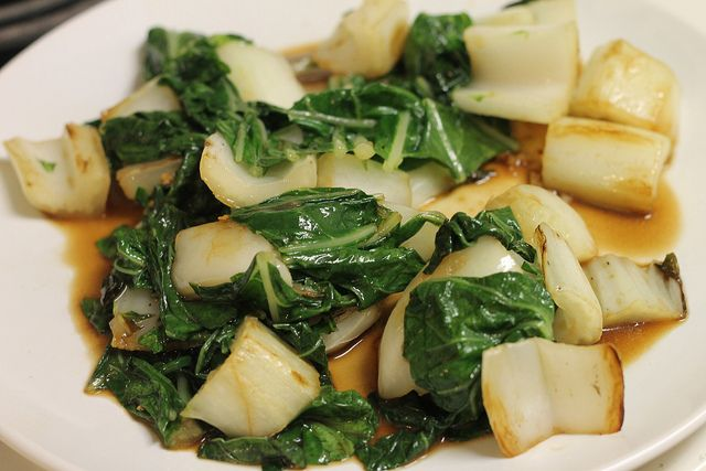 Resep Tumis Sayuran Bok Choy Mudah Tumis Masakan Resep
