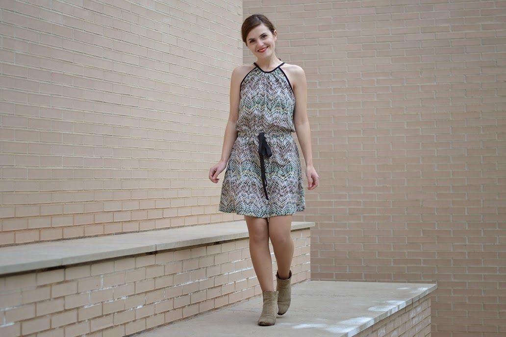 New Pattern: Eliana Dress |pauline alice - Sewing patterns ...