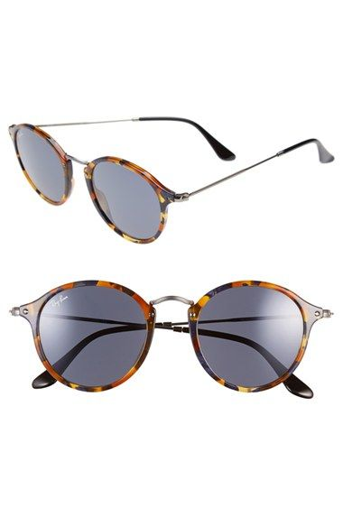 $165.00 Ray-Ban+'Icon'+49mm+Sunglasses+available+at+#Nordstrom