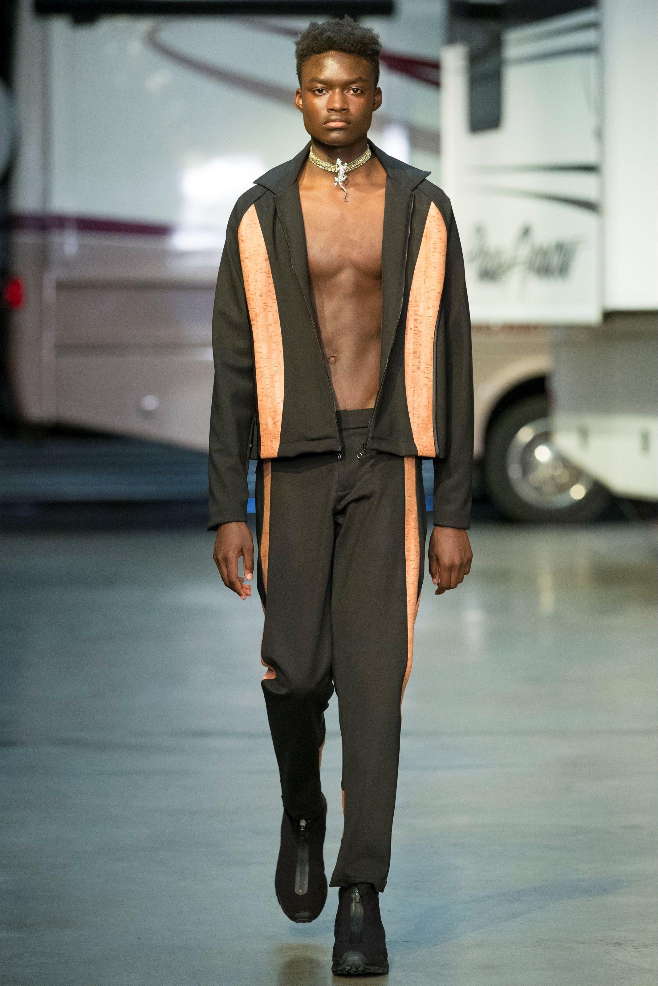 Sfilata Moda Uomo Cottweiler Londra - Primavera Estate 2018 - Vogue