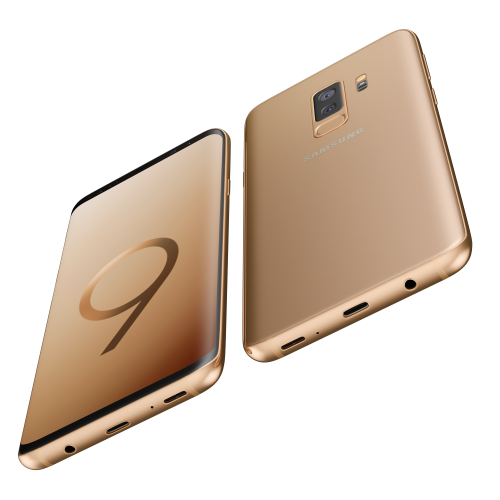 Samsung Galaxy S9 Plus All Colors 2 New Colors Samsung Galaxy S9 Samsung Galaxy Samsung