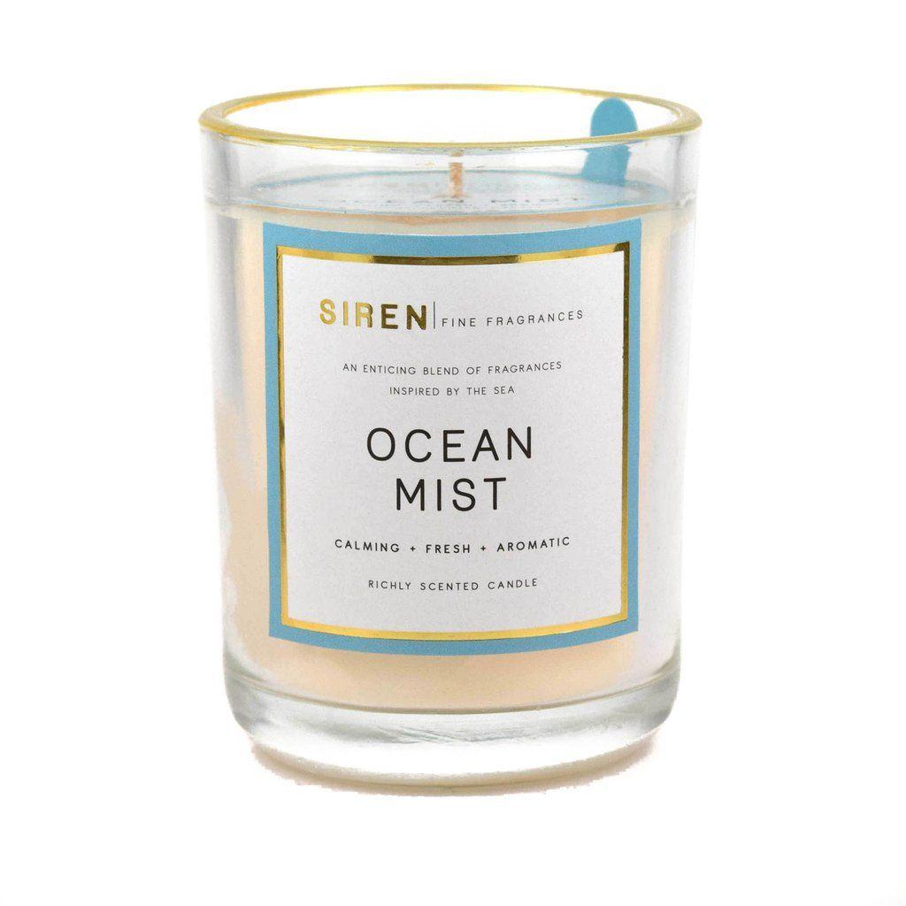 Ocean Mist Siren Dw Home Scented Candles Sir5103 Sir5108
