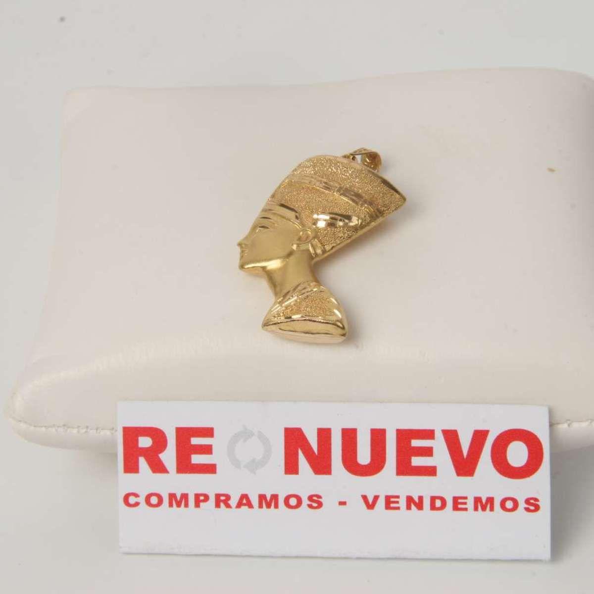 6783d17dcbea Colgante esfinge de oro de segunda mano E275047A