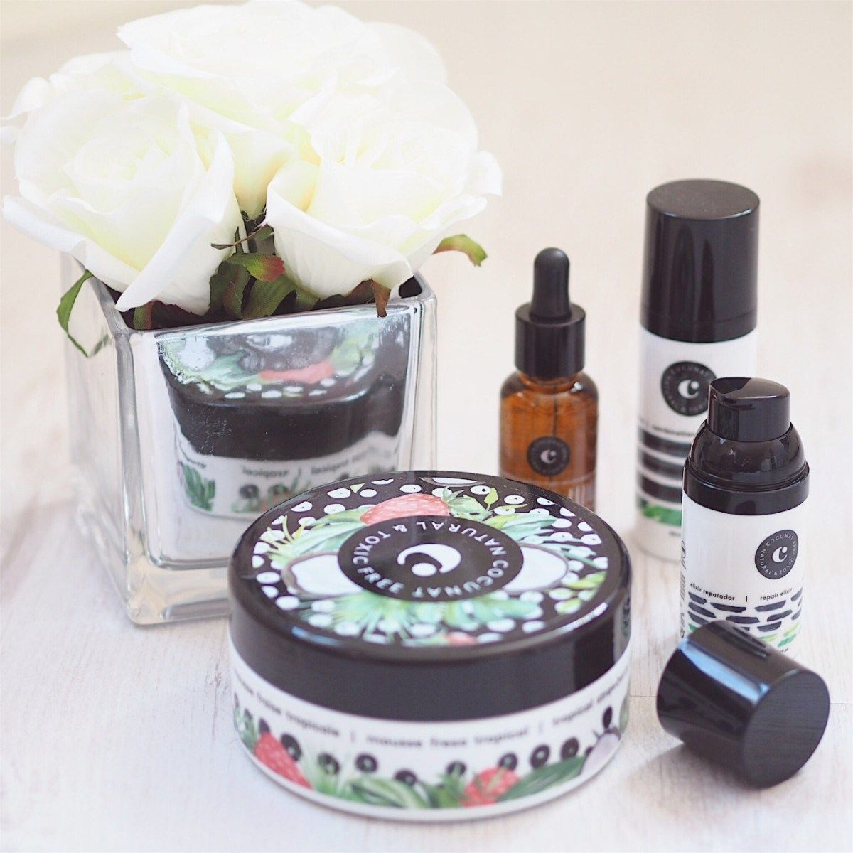 Natural and Toxic Free Beauty with Cocunat + Giveaway