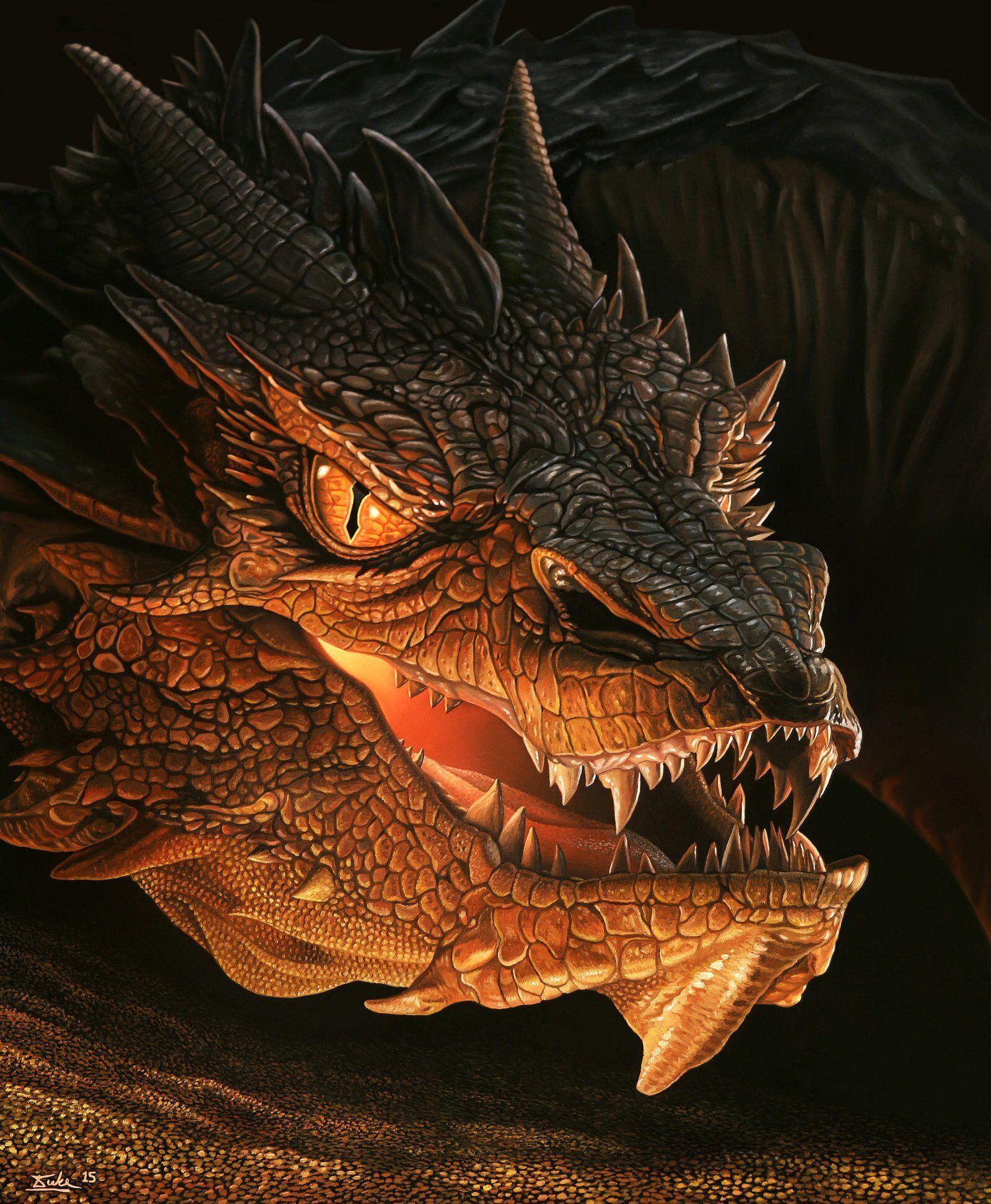 Загрузить фото дракона