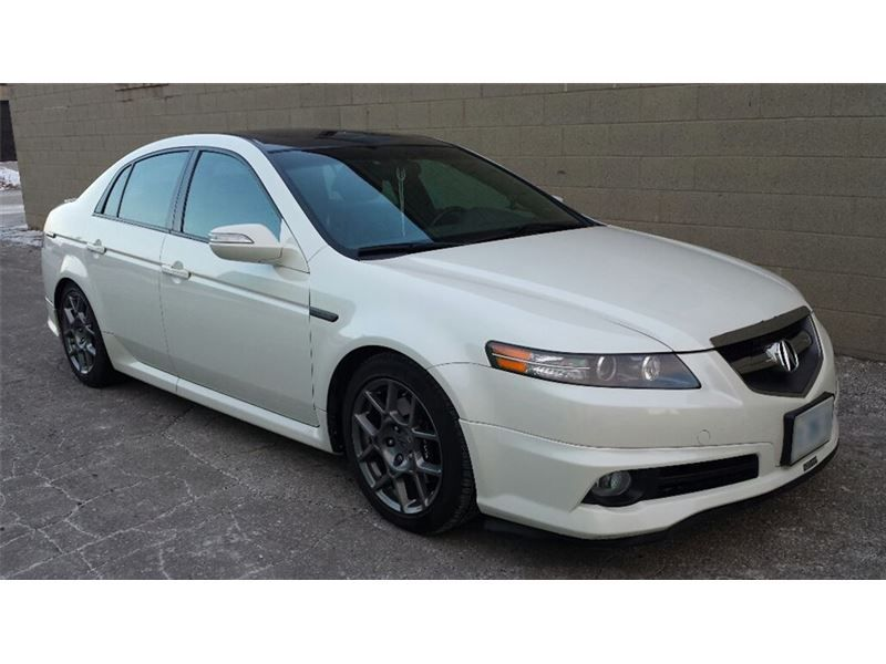 """Car 2008 Acura TL TypeS in Richmond Hill, ON 23,995"