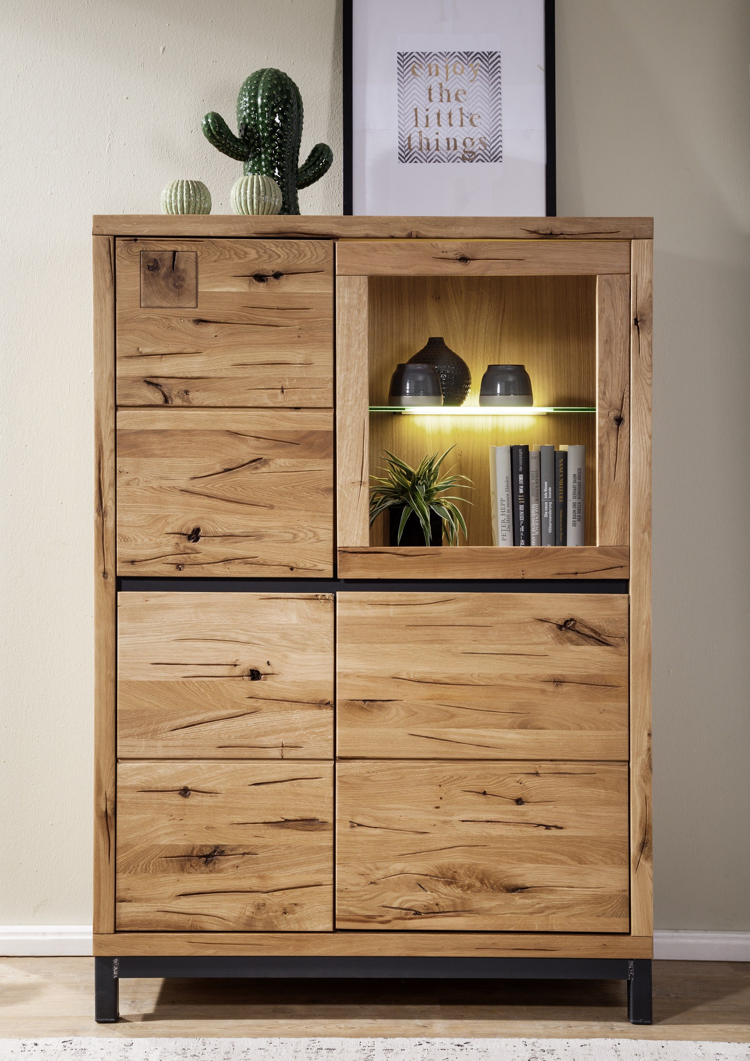 Tall Display Cabinet Storage Furniture 2 Glass Doors Home Living Room Show Case Storage Furniture Living Room Glass Cabinet Doors Living Room Storage Cabinet