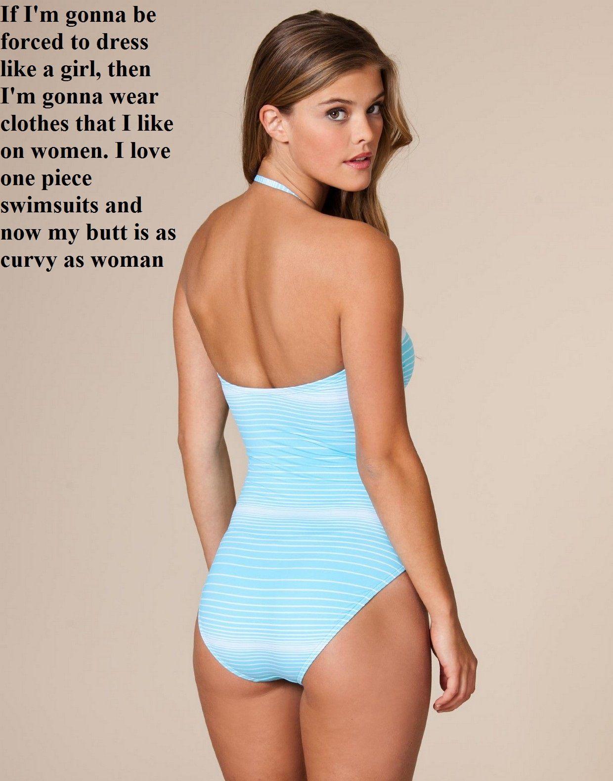Bikini Tg captions
