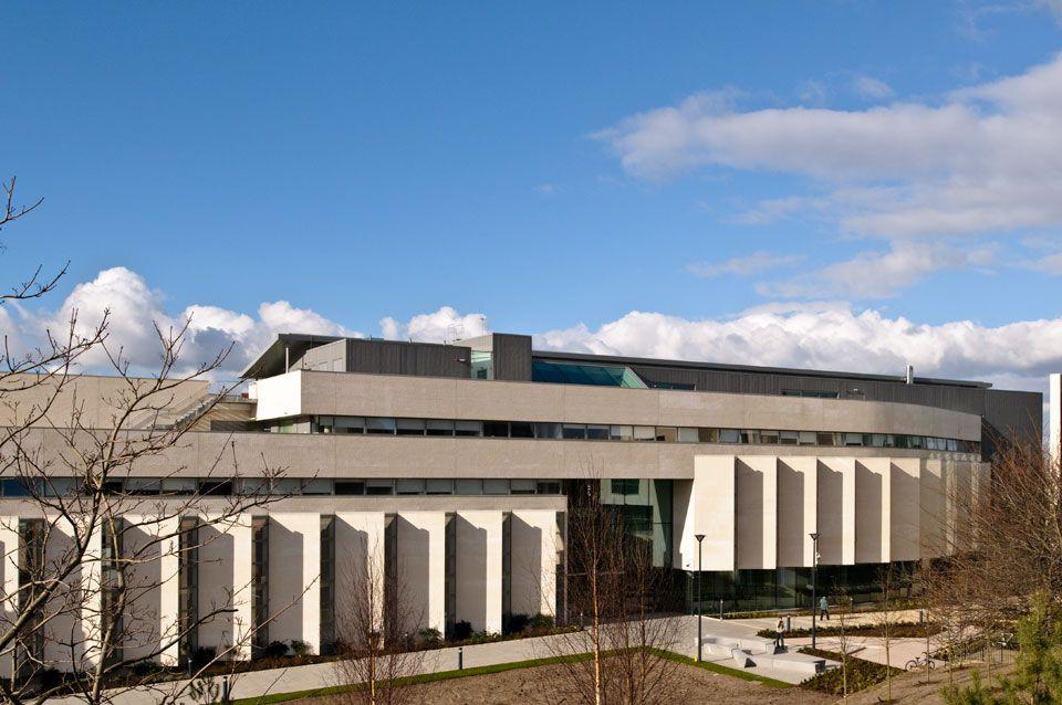 Röben Klinker, Bricks | Art & Design Academy Liverpool (GB) - Rick Mather Architects