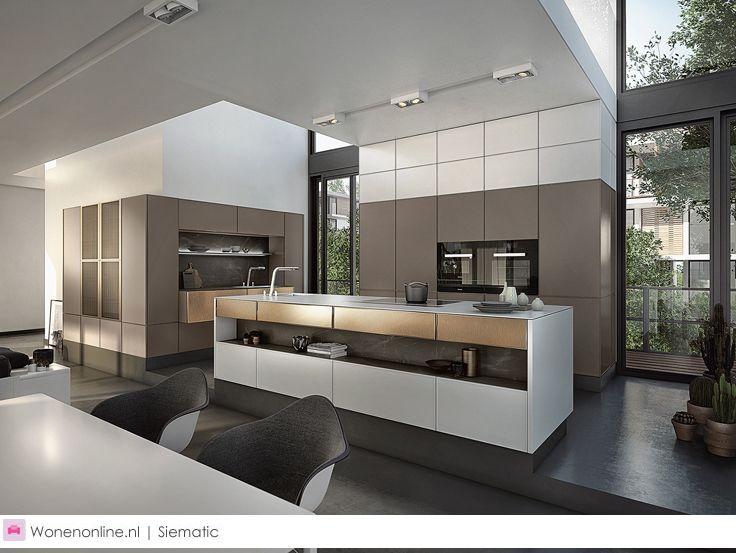 Siematic Keuken Design | Kitchens, Modern Kitchen Inspiration And