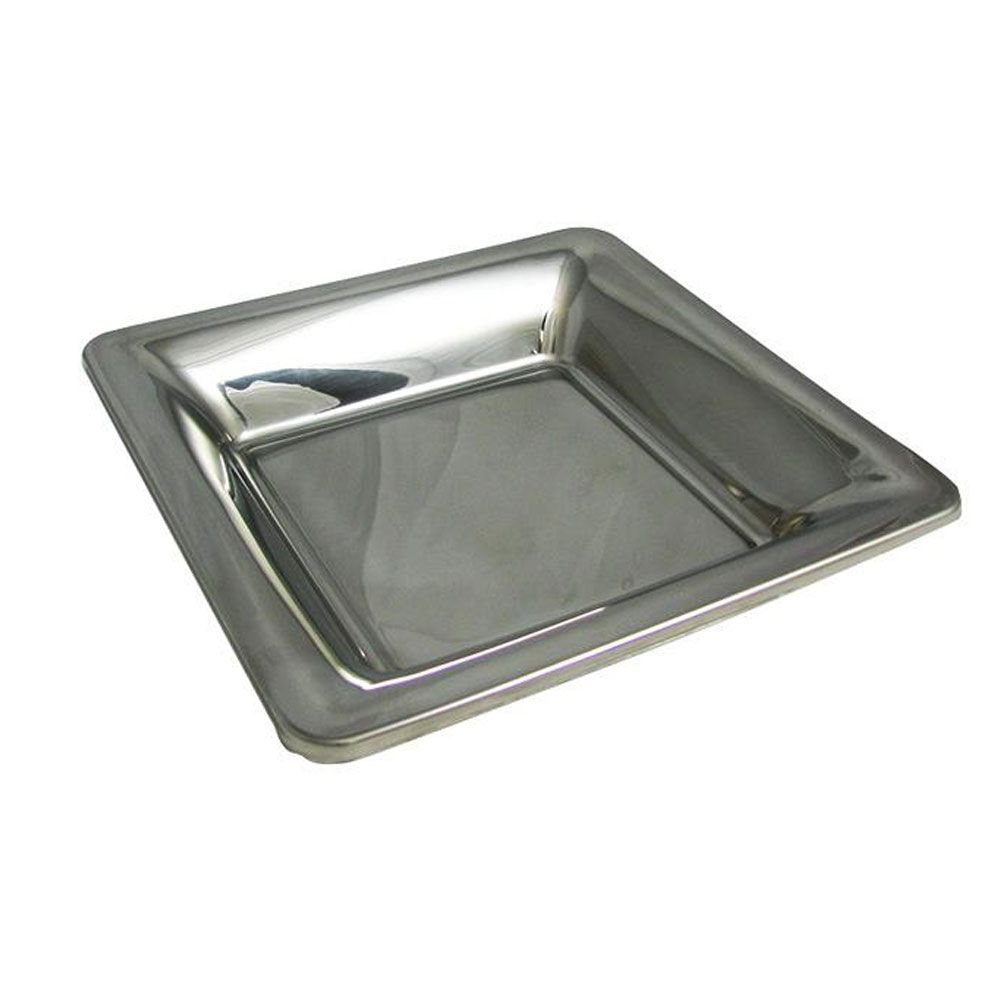 2 Qt 1 Pt 12 X 12 X 2 1 8 Inch Stainless Steel Square Serving Dish Tags Food Storage Pans Hot Stainless Steel Food Storage Serving Dishes Steel Restaurant