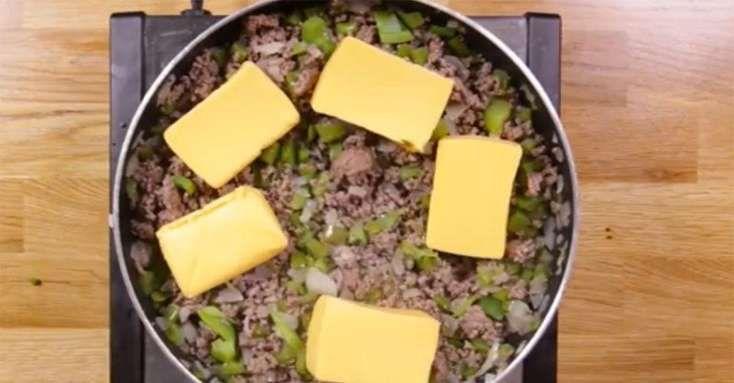 What's Better Than Cheesesteak? A Melty, Hearty Cheesesteak Casserole!