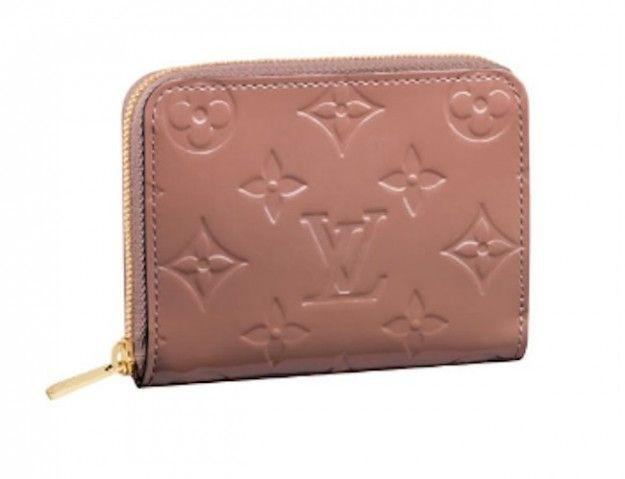 grande vendita aed08 def35 Louis Vuitton Mini portafoglio Zippy Monogram Vernis | Life ...