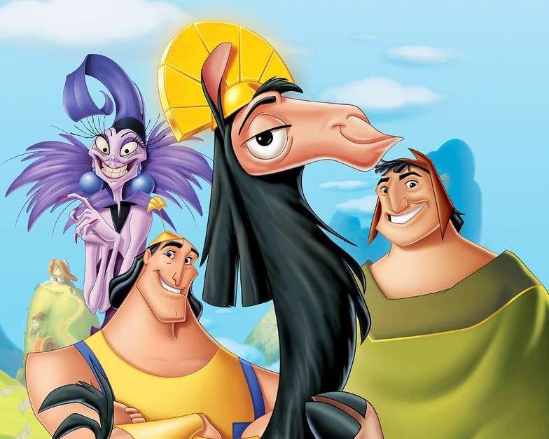 Confira Fotos Das 50 Animacoes Da Disney Em 2020 Pacha E O