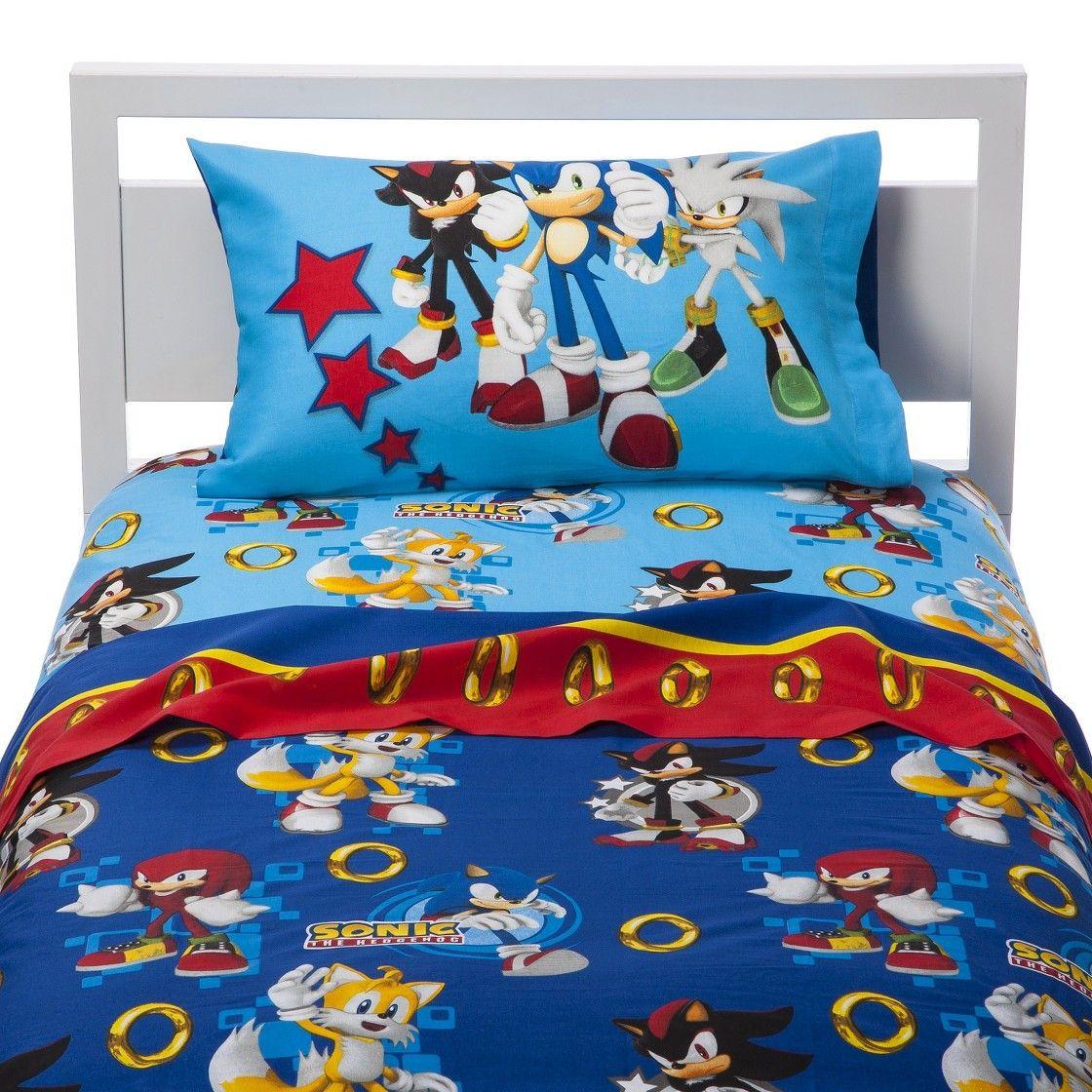 Sonic The Hedgehog Sheet Set