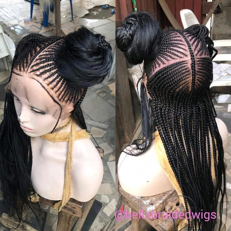 Trendy Braids Hairstyles African American Black Girls 51 Ideas  Hairstyle - #african #american #black #braids #girls #hairstyles #trendy - #new #Braids afro black girls