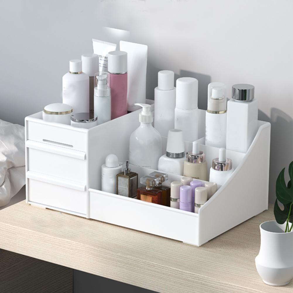 Makeup Drawers Organizer Storage Box -   18 diy Box makeup ideas