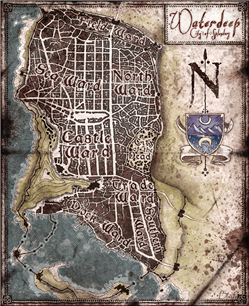 Welcome to Waterdeep! An Introduction to the City of Splendors
