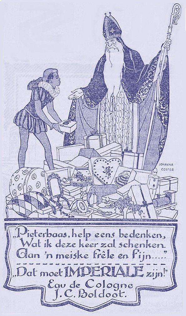Boldoot- advertentie, 1923 [met PhotoFiltre bijgewerkte afbeelding]