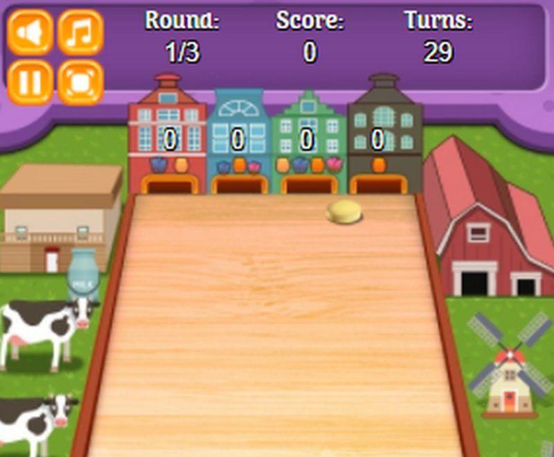 Dutch Shuffleboard Shuffleboard games, Fighting games