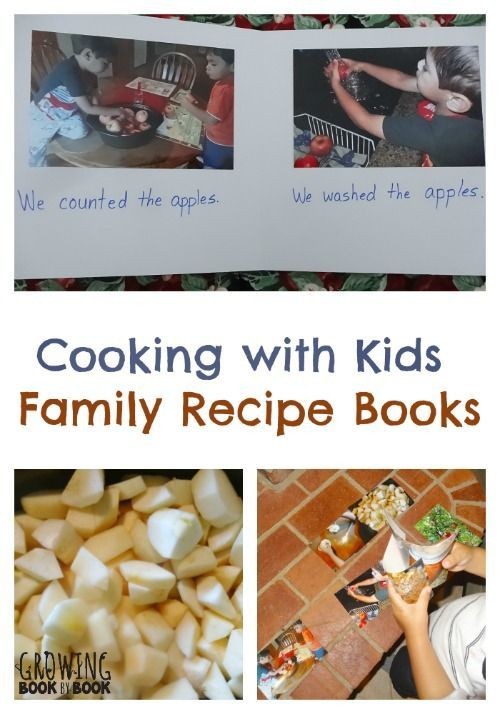 Cooking with kids family recipe books playfulpreschool family cooking with kids family recipe books playfulpreschool forumfinder Gallery