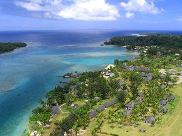 Vanuatu S Geography Very Pretty Water And Land Vanuatu
