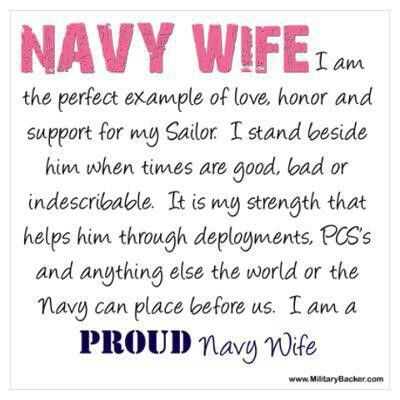 Pin By Navy Moms Art On Cutee Navy Wife Navy Wife Quotes Navy Wife Life