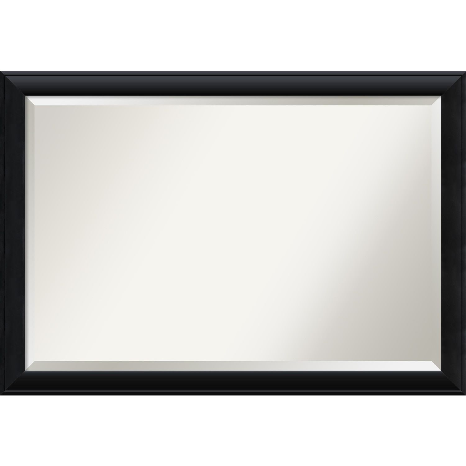 Image Of Amanti Art Bathroom Mirror Extra Fits Standard inch to inch Cabinet