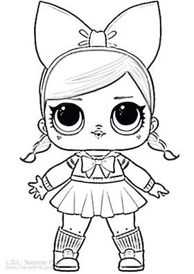 «center stage lol doll coloring page  lol surprise doll colo» — картка користувача elena