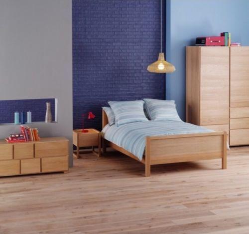 Habitat Hana Il Solid Oak Wardrobe Oak Wardrobe Bedroom Furniture Design Purple Bedroom Design