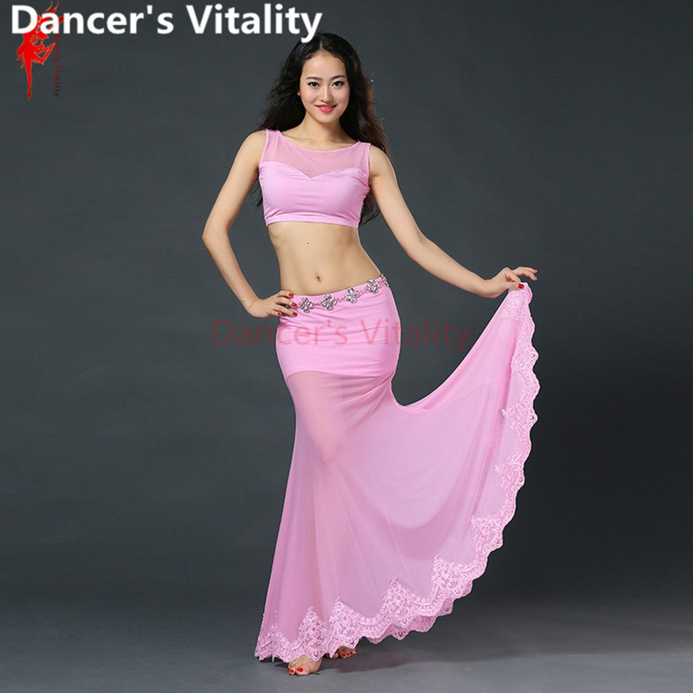 Belly dance  oriental dance costumes belly dance practice uniforms dress skirt suit dance costume 2017New performance clothing