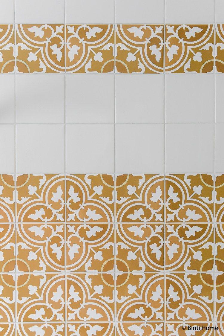 Tegelstickers voor een oosterse sfeer in de badkamer | Oosterse ...