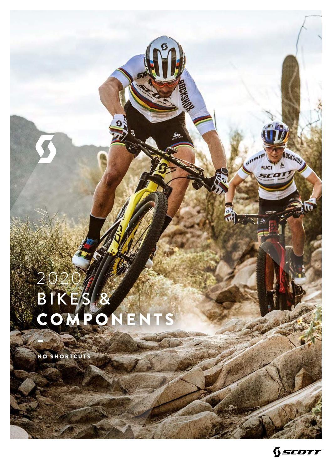 Scott Sports Bikes Components 2020