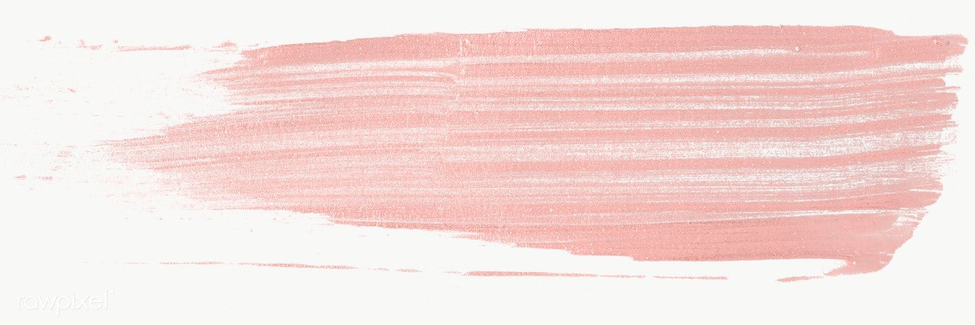 Pink Gold Paint Stroke Pattern Transparent Png Free Image By Rawpixel Com Nap Paint Strokes Pink Brushes Pink Paint